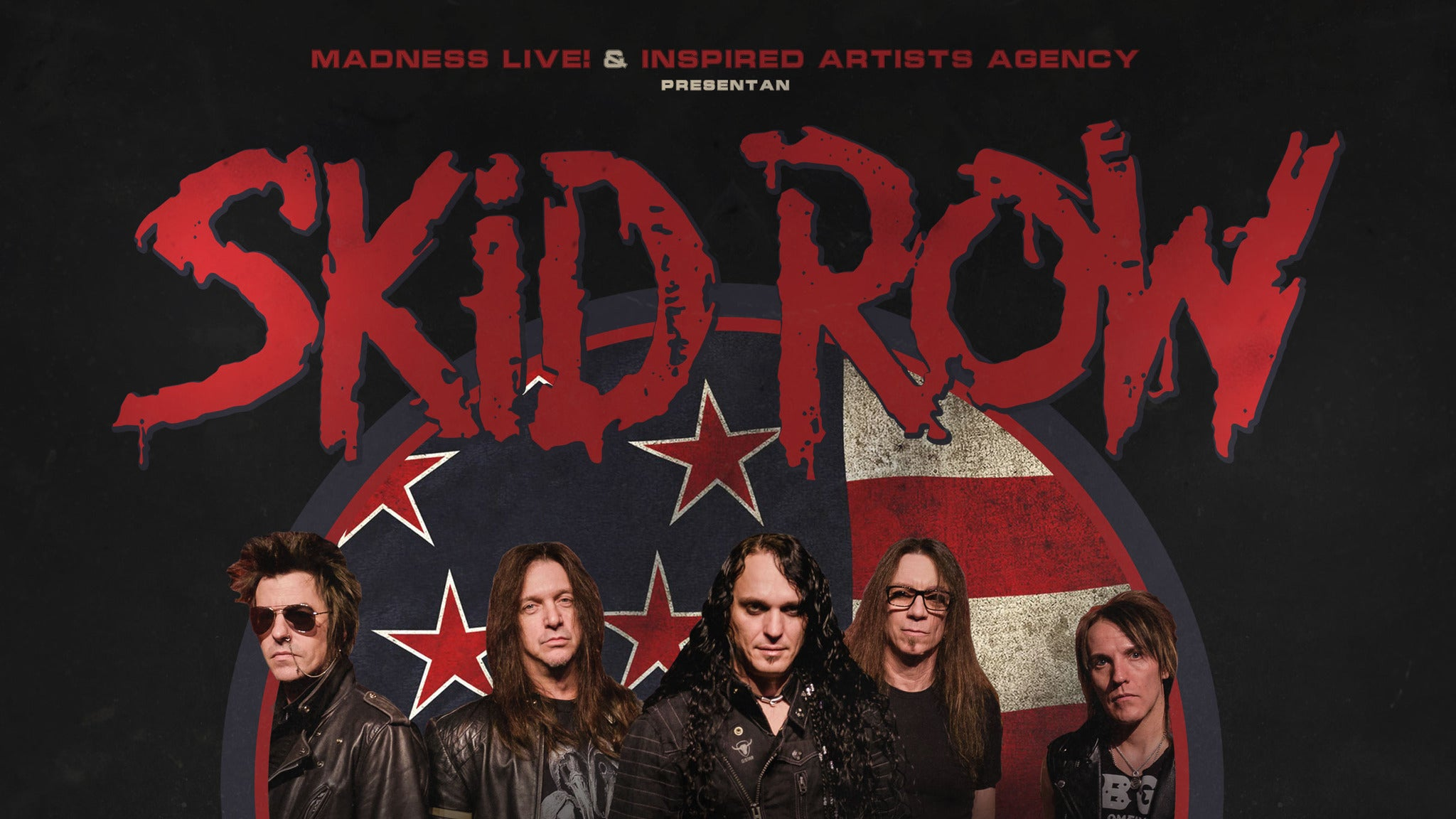 Skid Row w/ Great White at Ovations Live! at Wild Horse Pass