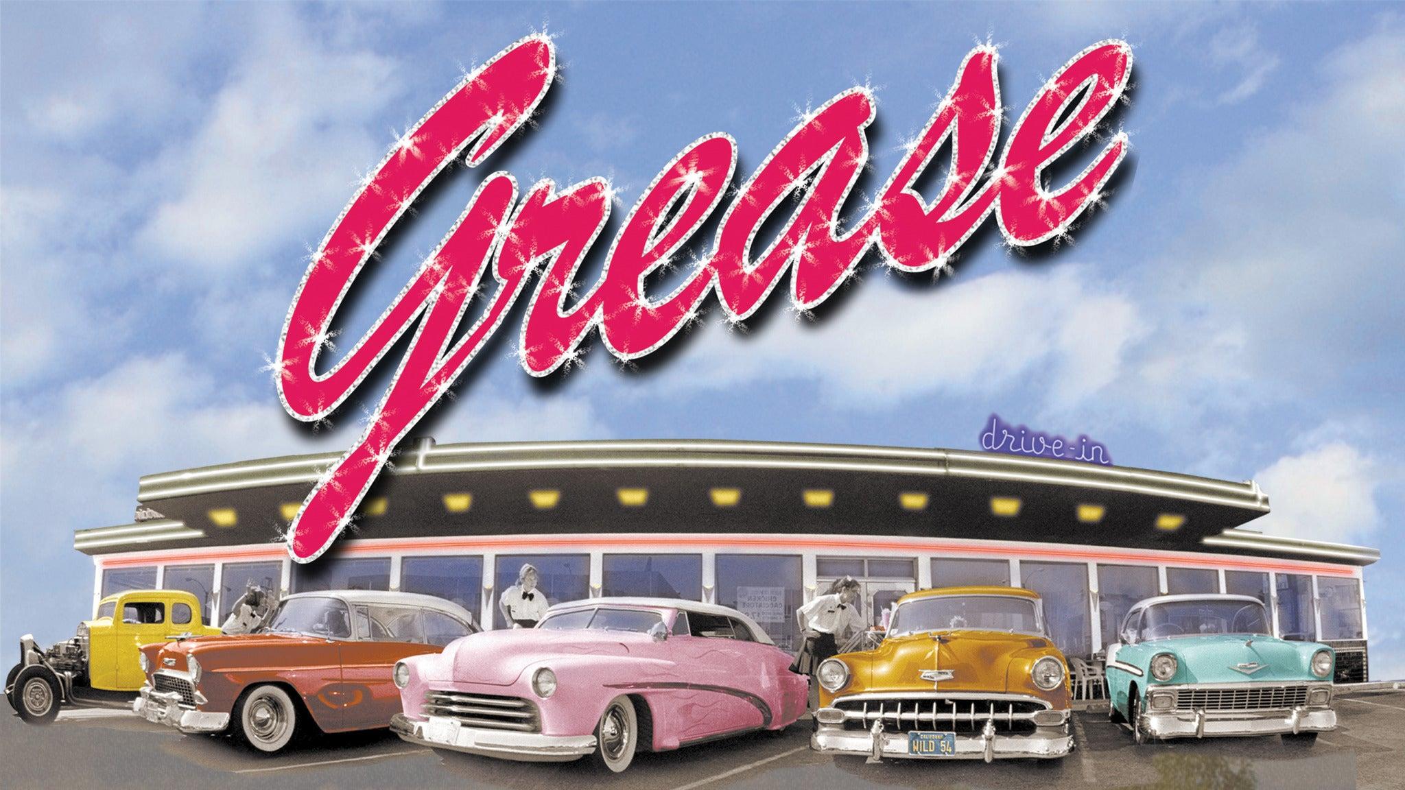 Marriott Theatre Presents: Grease
