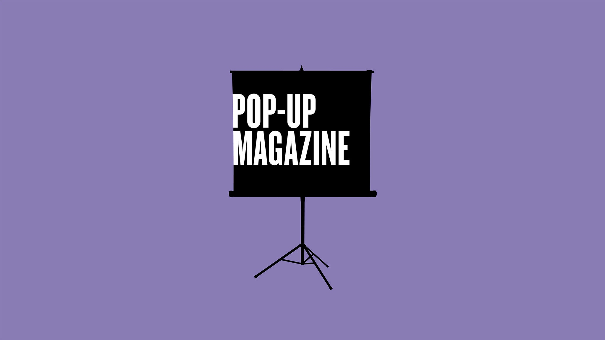 Pop-Up Magazine: The Escape Issue