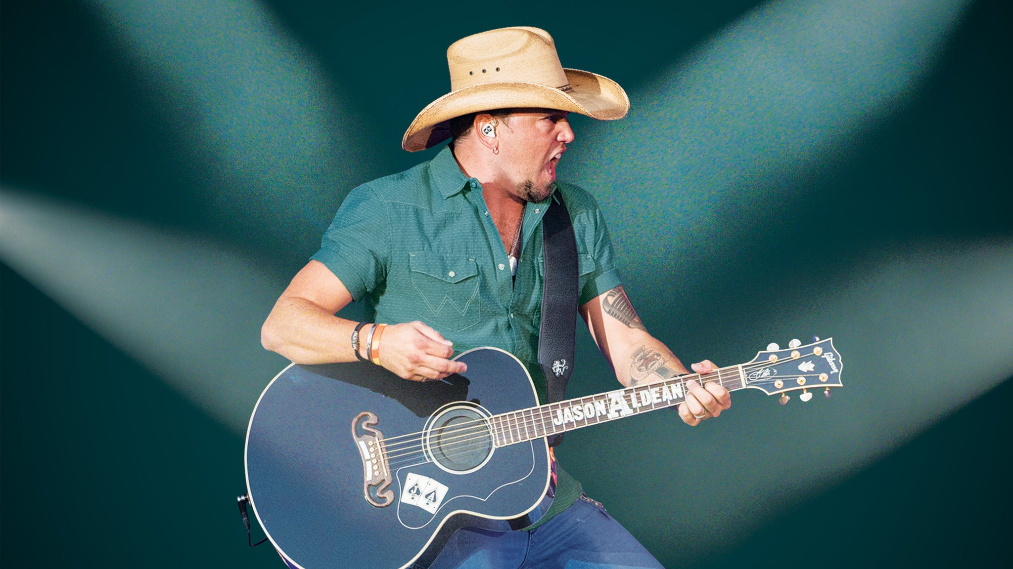Jason Aldean - They Don't Know Tour