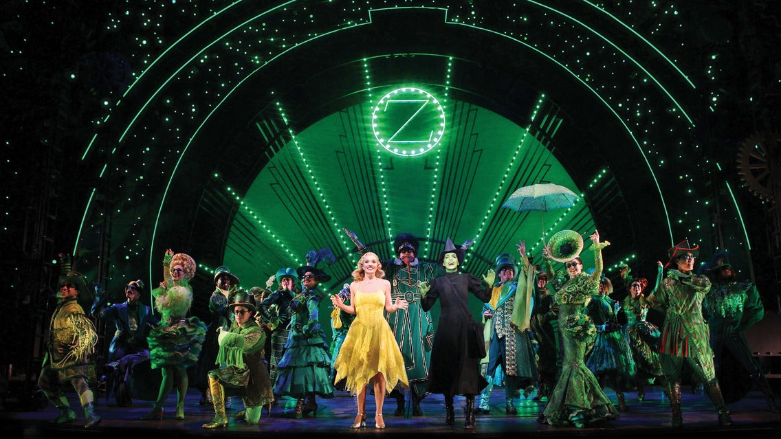 Wicked the Musical 3