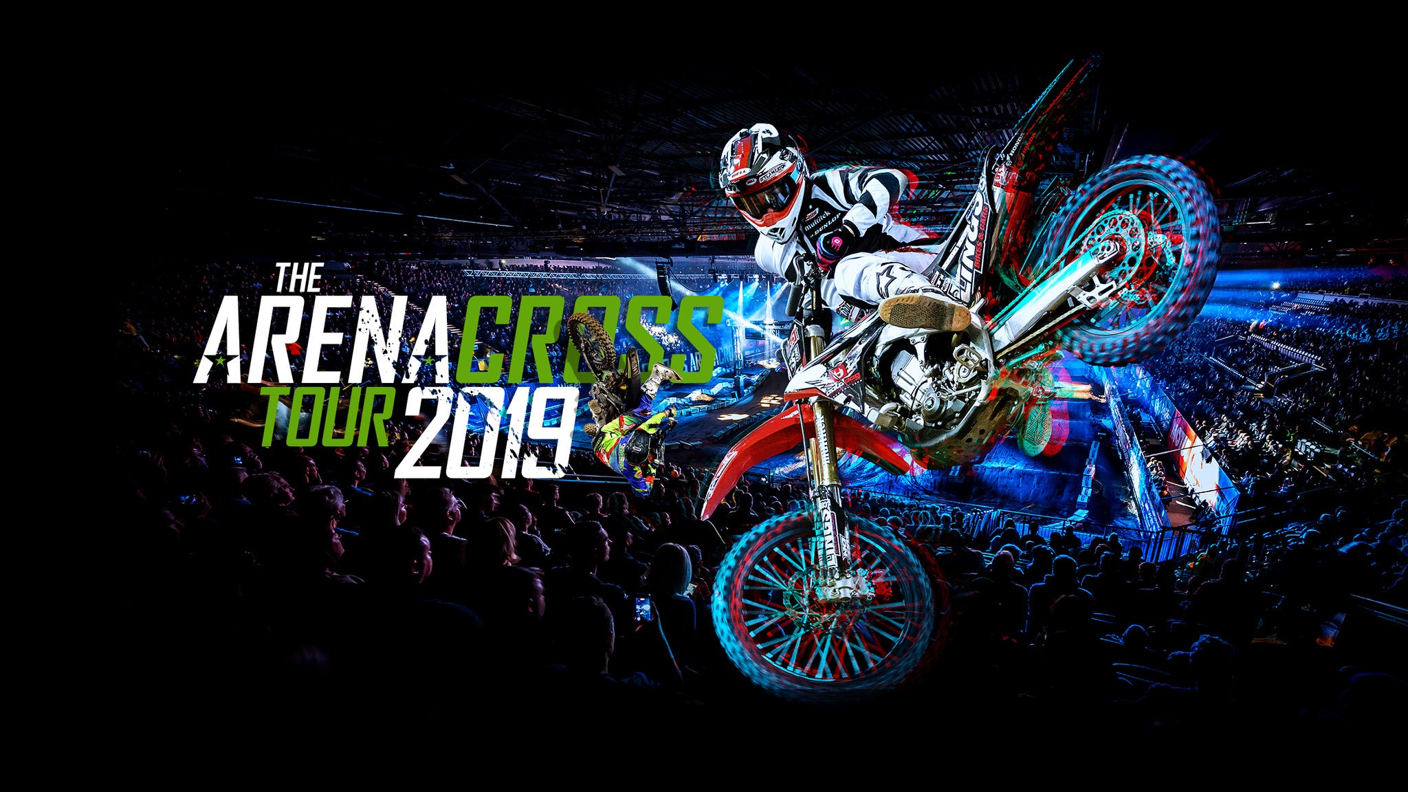 The Arenacross Tour - Saturday Night Genting Arena Seating Plan