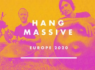 Hang Massive Live in Brussels, 2020-06-06, Brussels