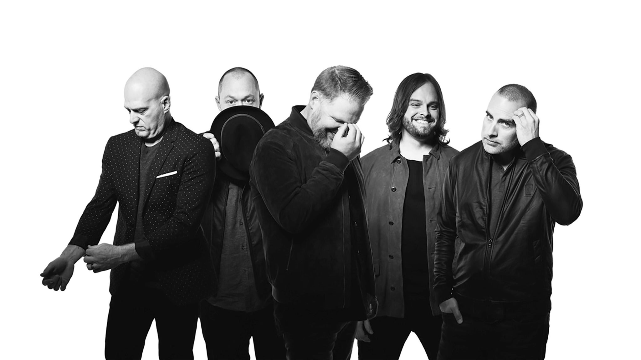 MercyMe at Bob Carpenter Center at University of Delaware