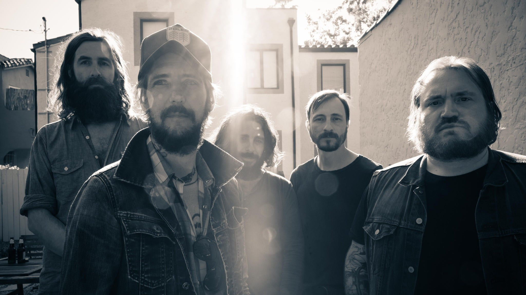 Band of Horses at Greek Theatre