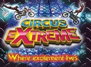 Circus Extreme Event Title Pic