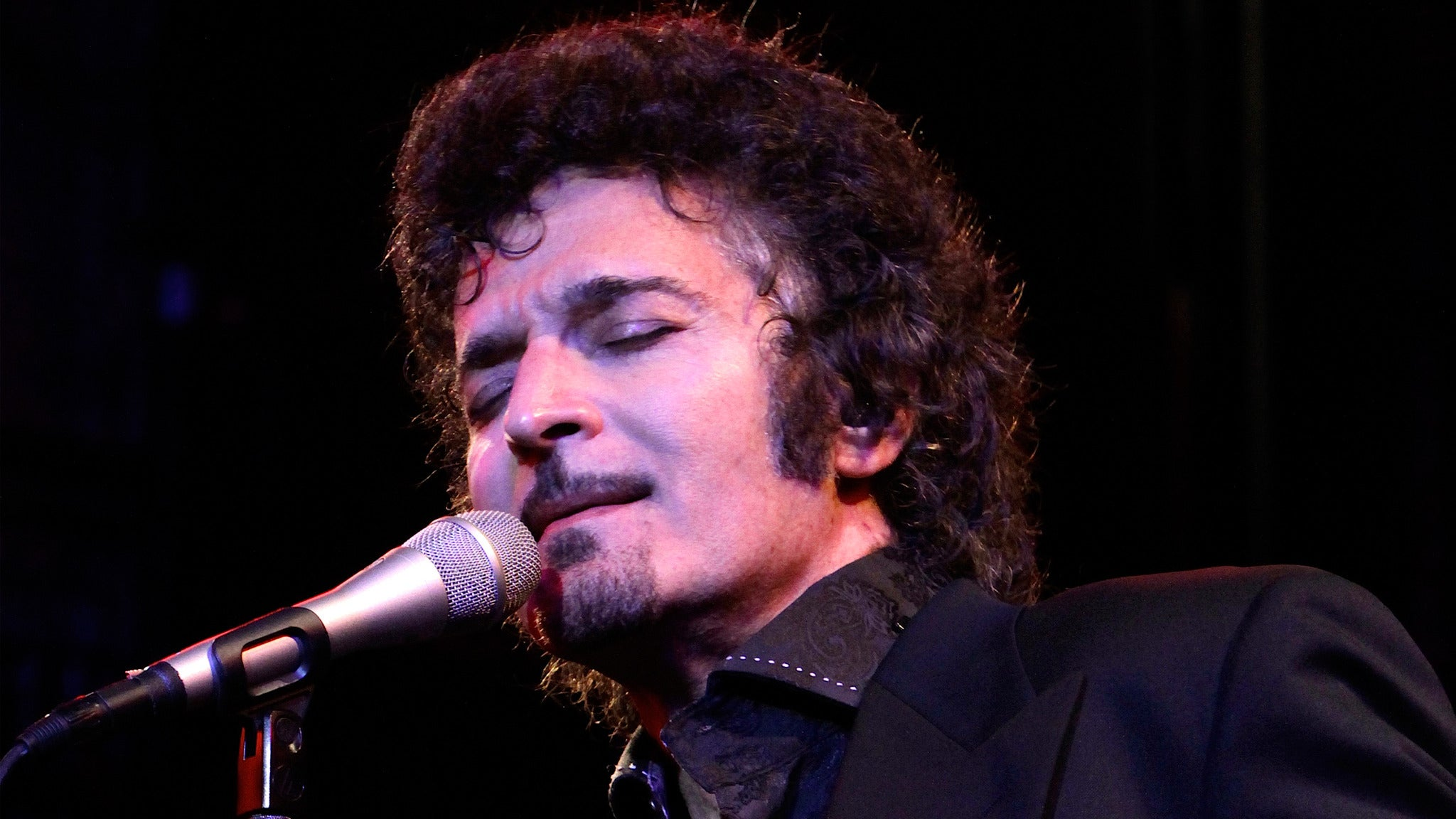 Gino Vannelli Soundcheck & VIP Meet & Greet at The Saban