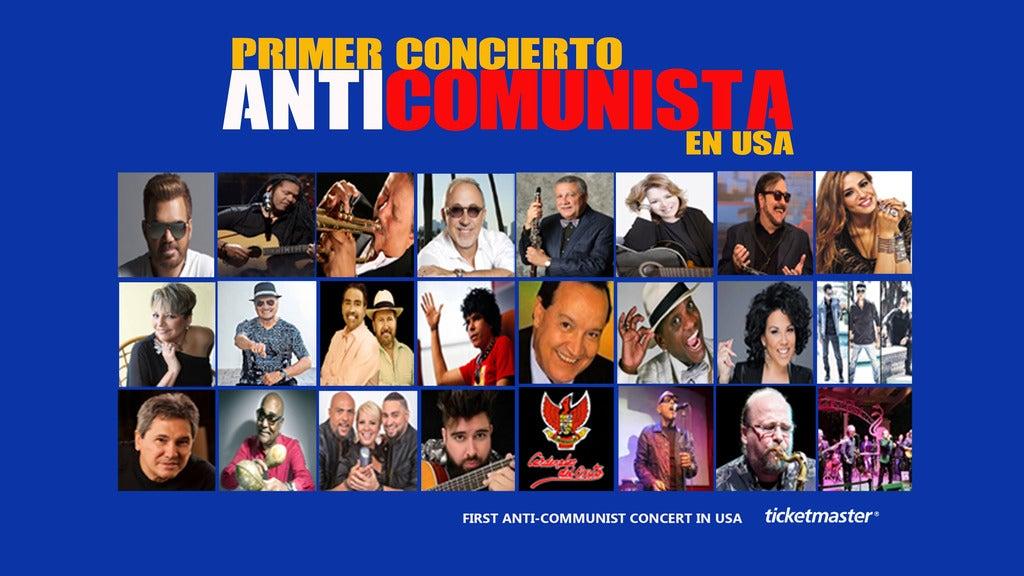 Hotels near First Anti-Communist Concert in the US- Primer Concierto Anticomunista Events