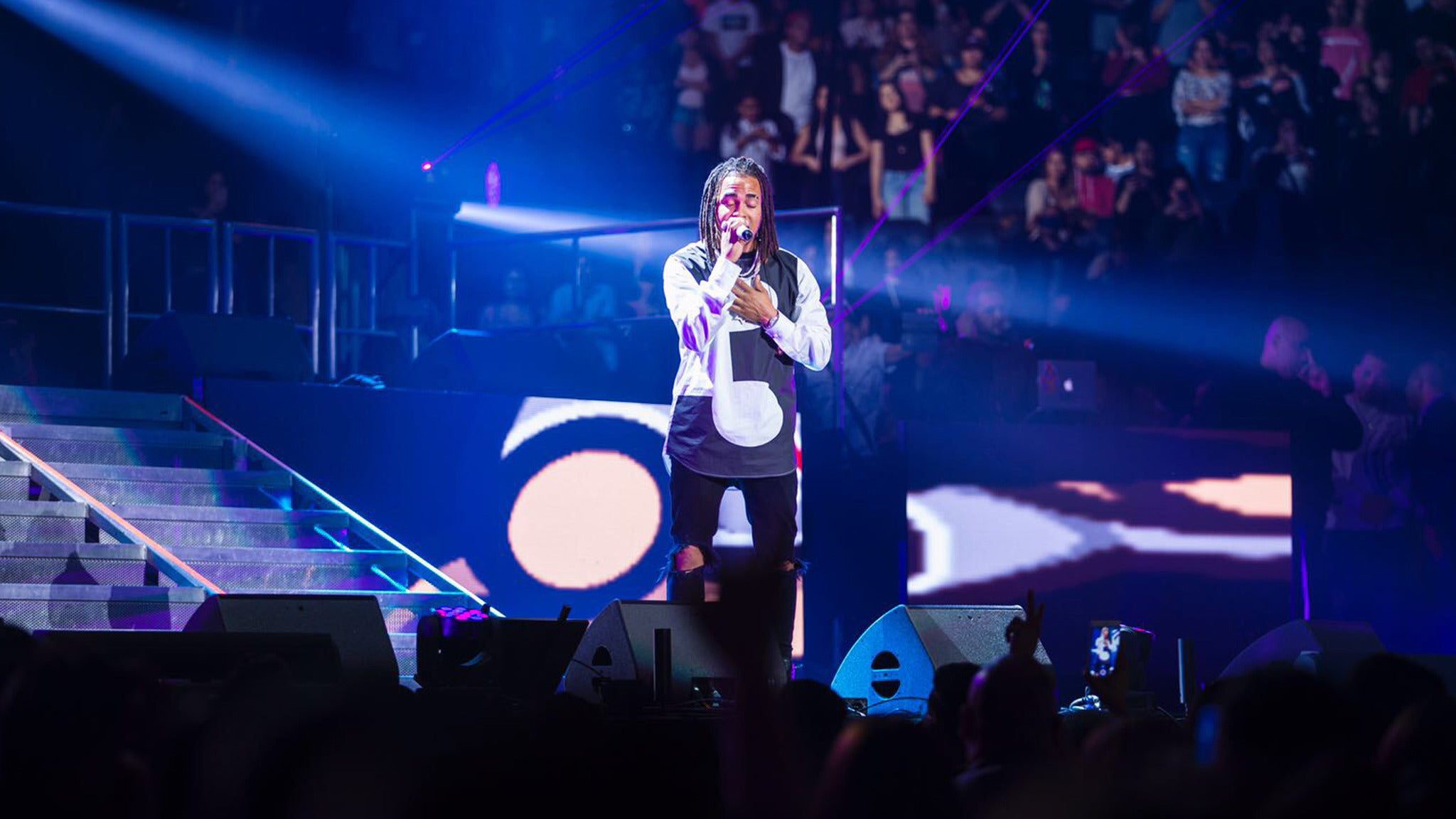 Ozuna at El Paso County Coliseum