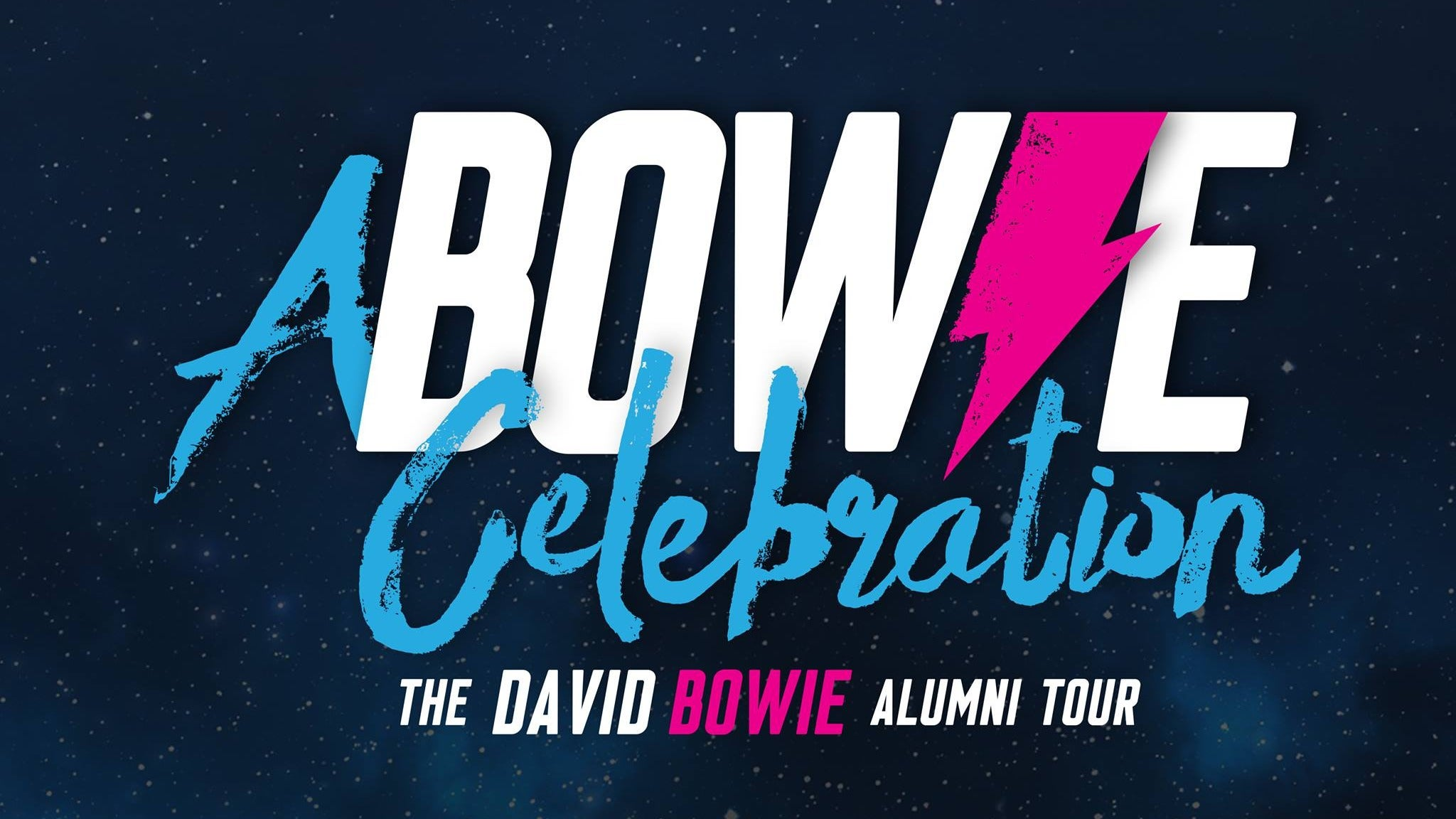 A Bowie Celebration at Belly Up Tavern