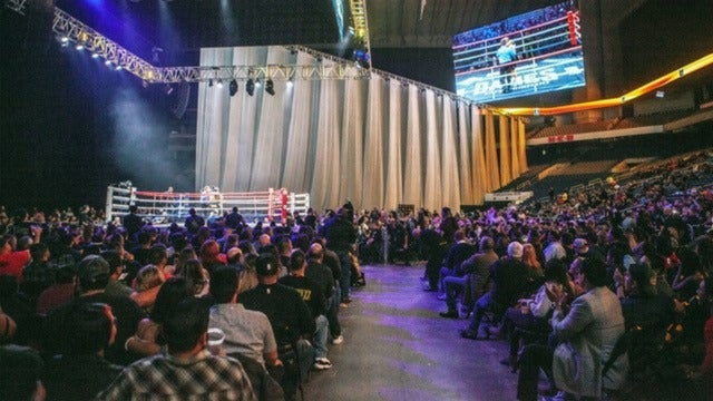Alamo City Fight Night