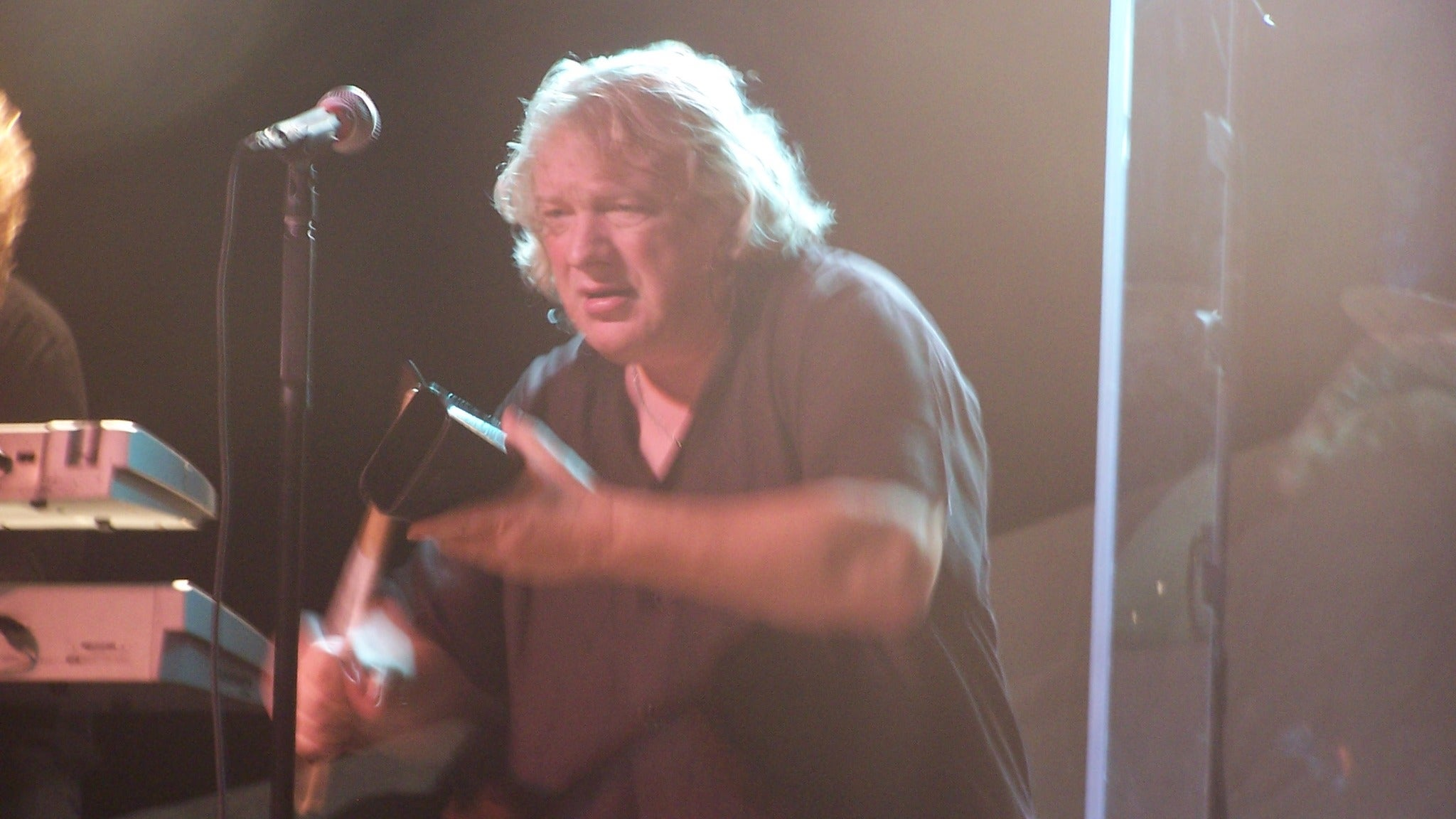 Lou Gramm at Blue Chip Casino