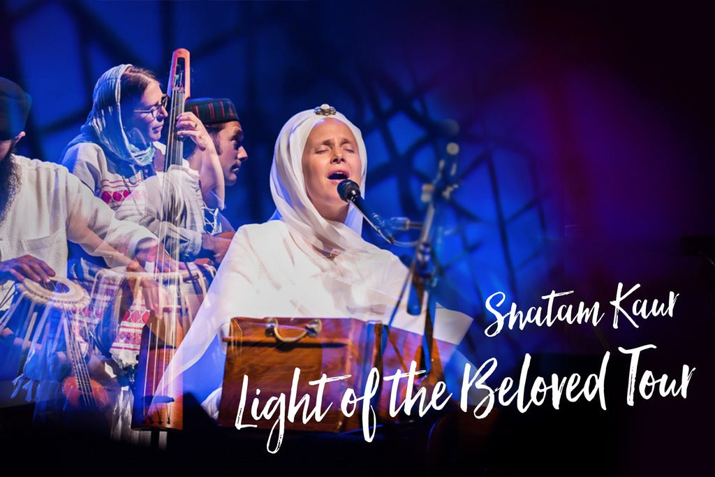 Snatam Kaur & Band