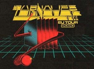 Turnover, 2020-02-18, Барселона