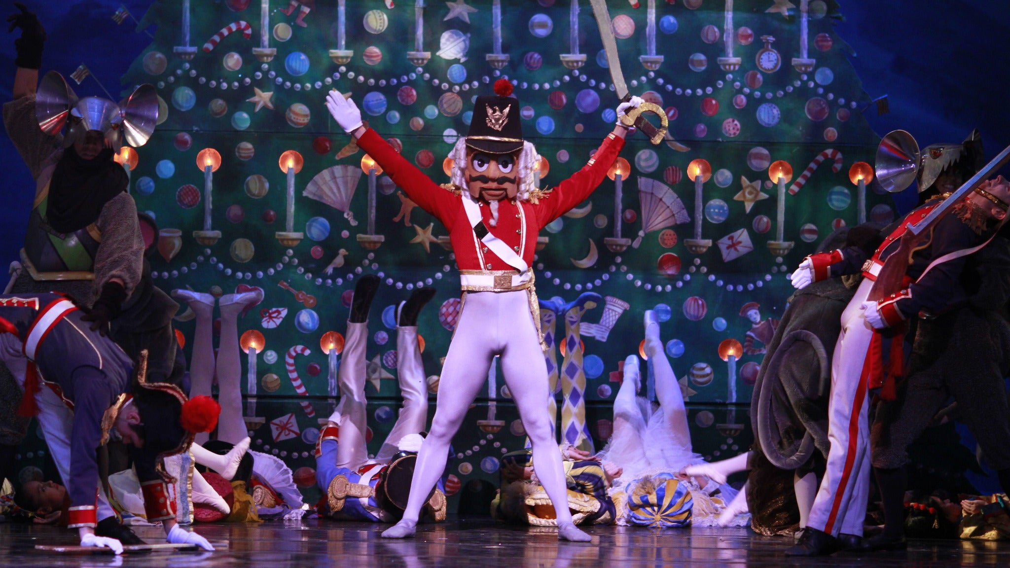 The Nutcracker at The Peabody Daytona Beach