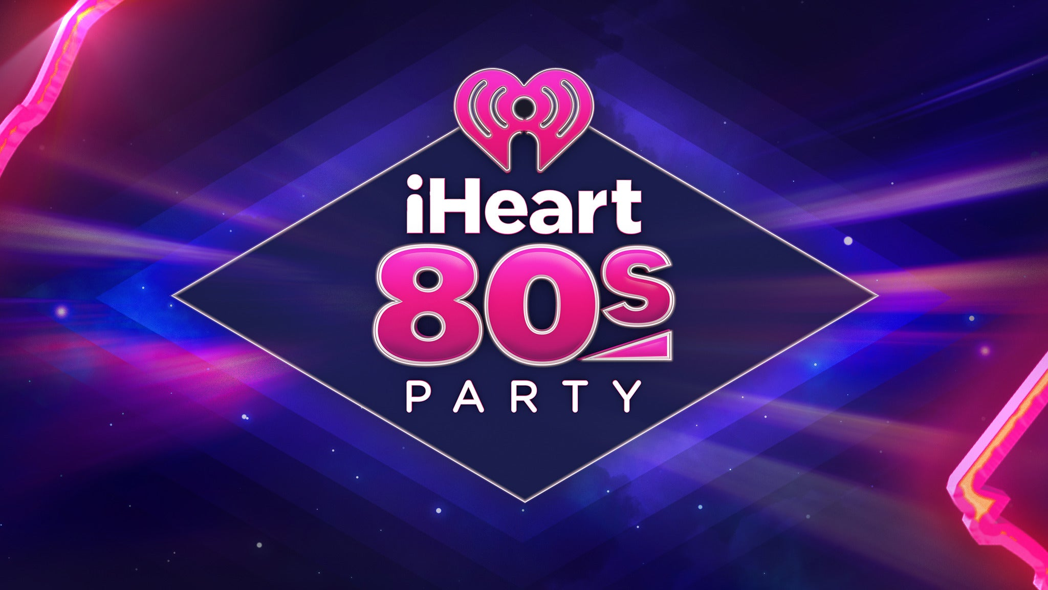 iHeart80s Party at SAP Center at San Jose