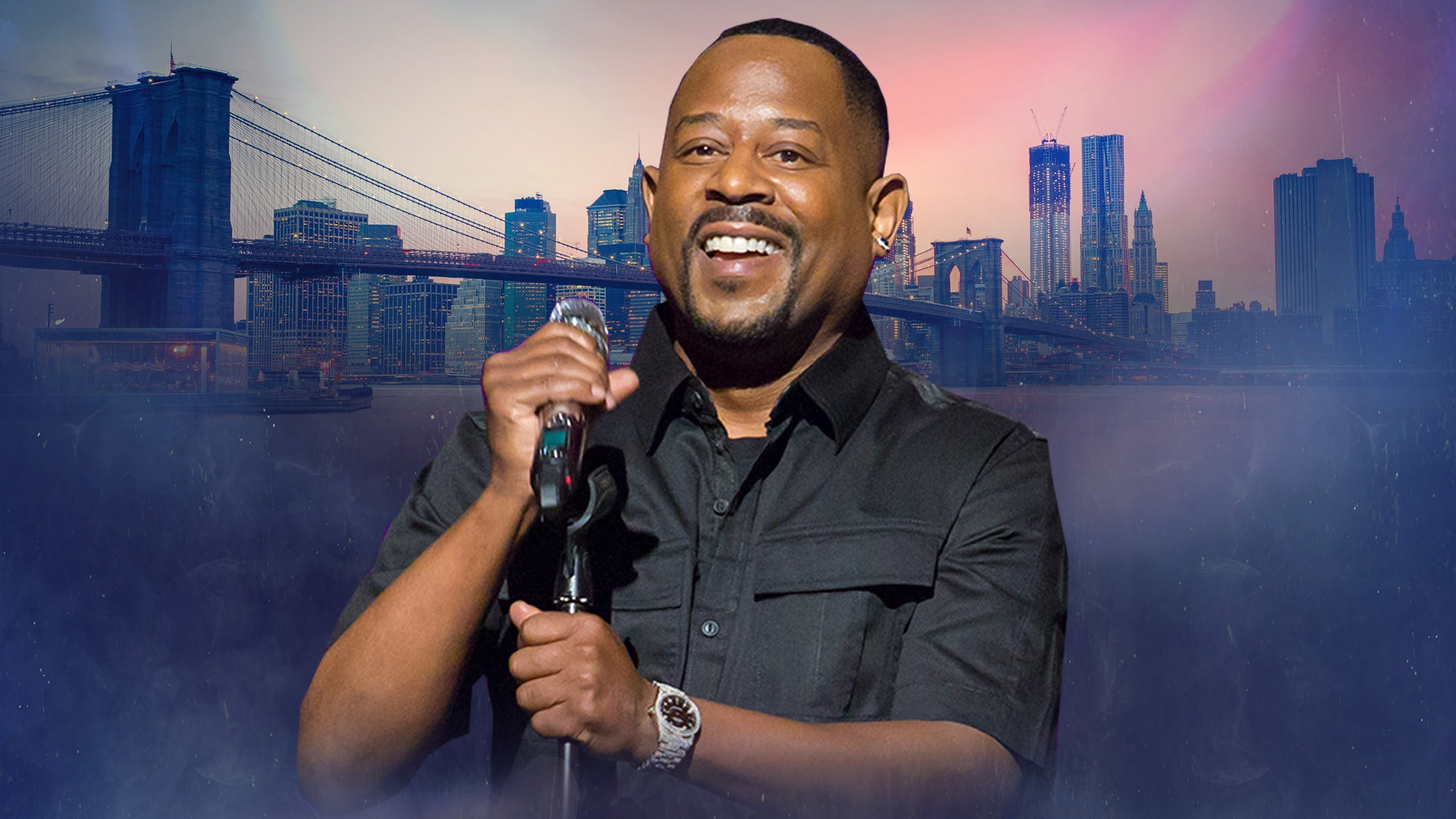 LIT AF Tour Hosted By Martin Lawrence at UIC Pavilion