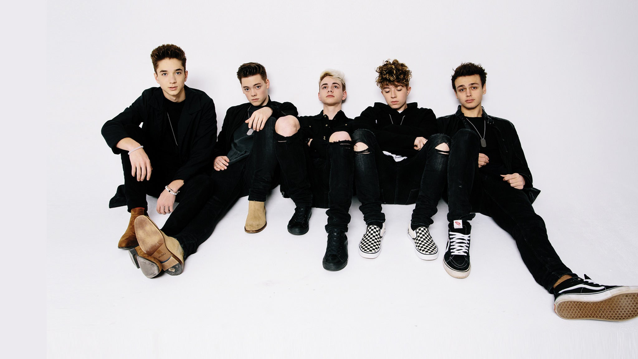 Why Don't We at House of Blues San Diego