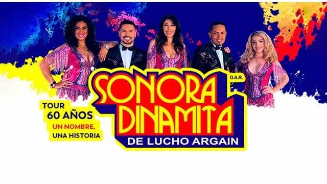 LA Sonora Dinamita at Romano's Concert Lounge - Riverside - Riverside, CA 92506