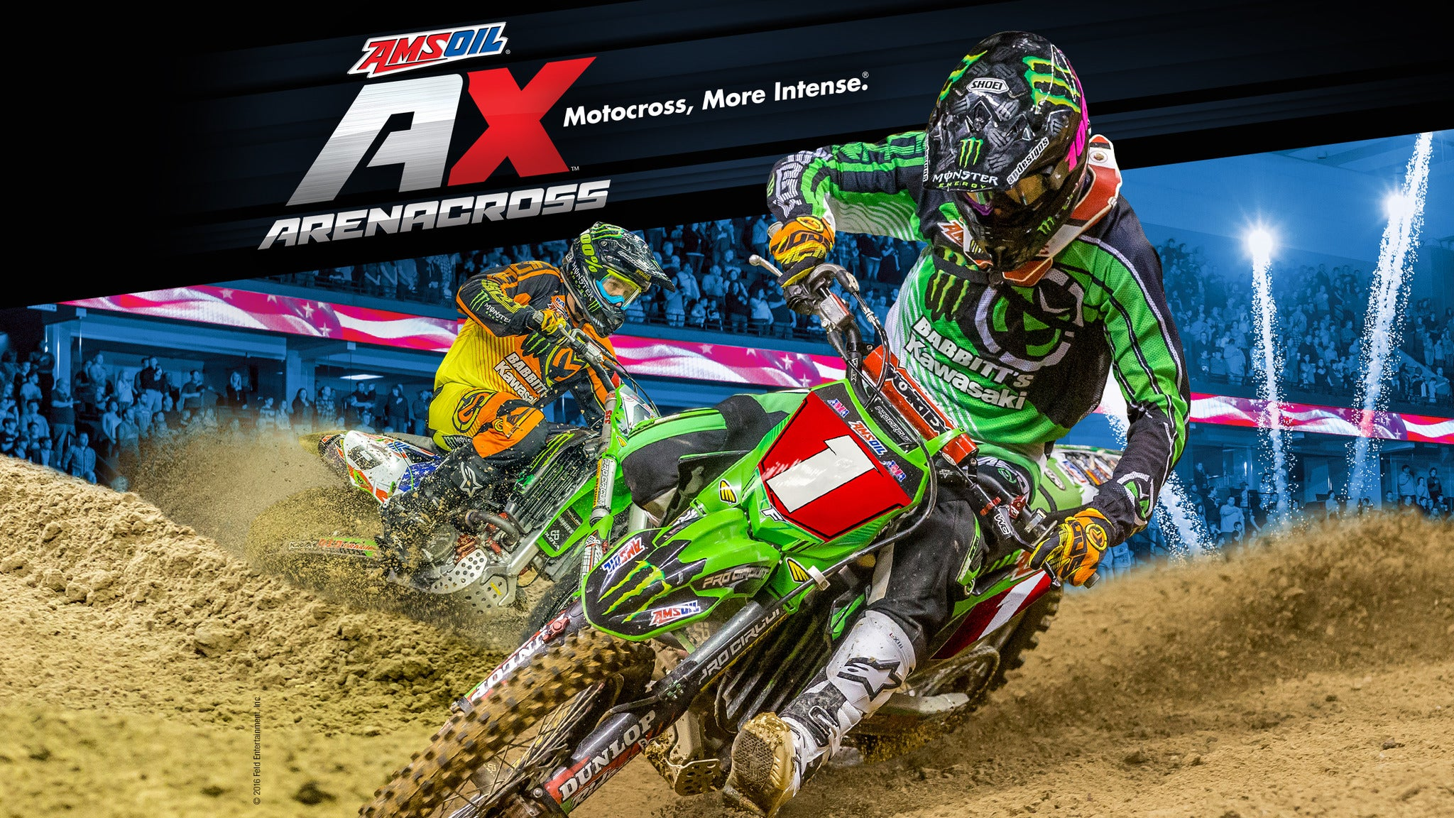 AMSOIL Arenacross Amateur Day at Smoothie King Center