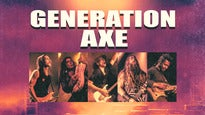 Generation Axe at Marquee Theatre