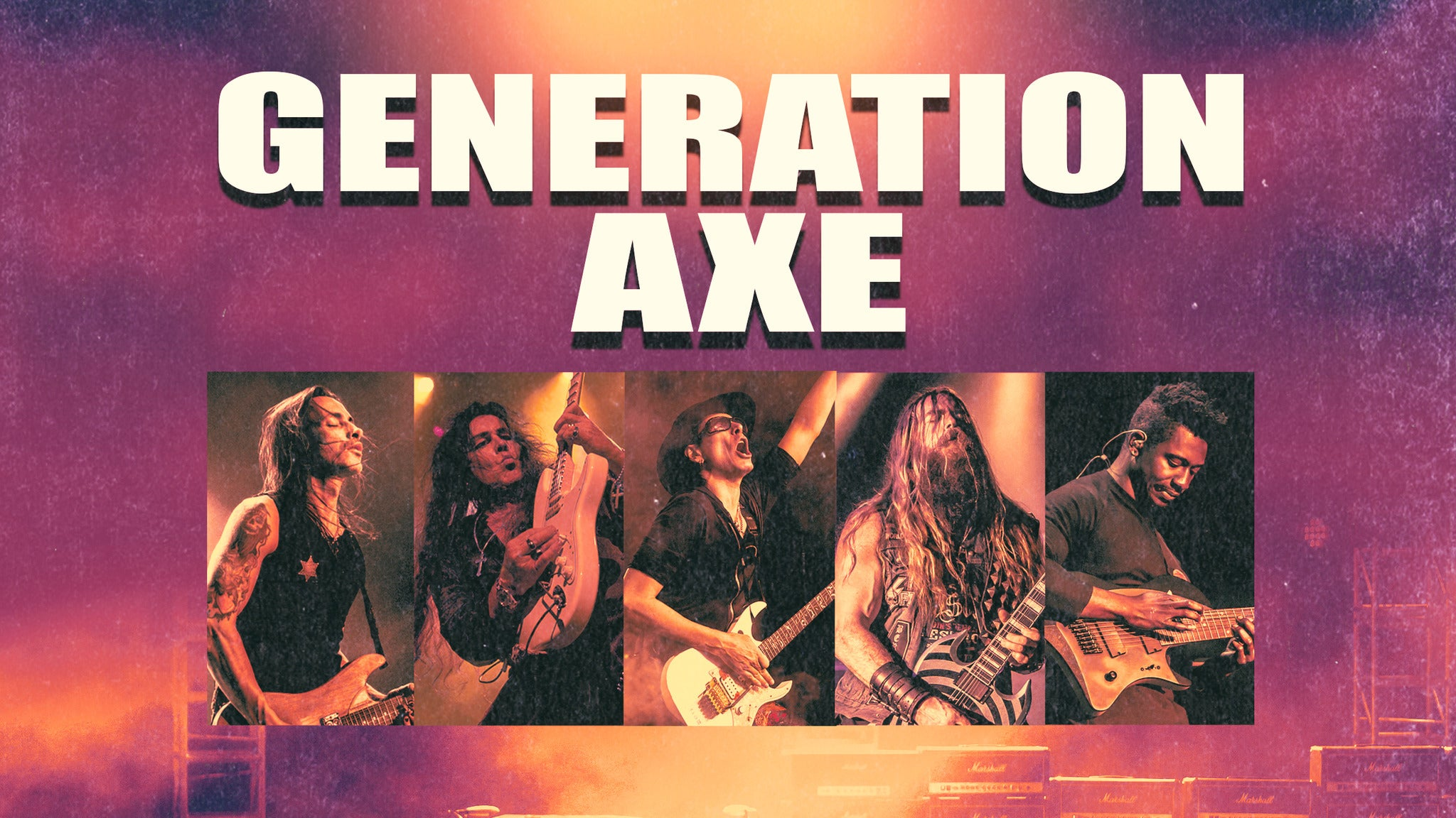 Generation Axe at Stiefel Theatre