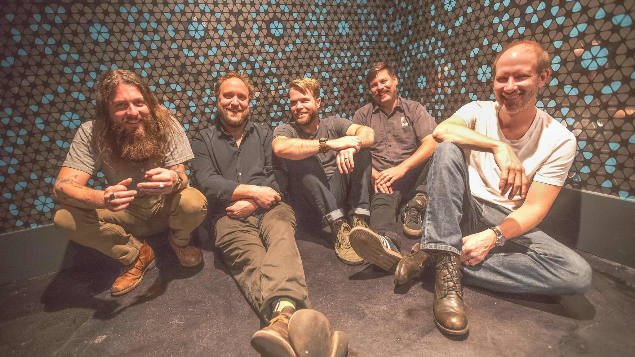 Greensky Bluegrass at Red Rocks Amphitheatre