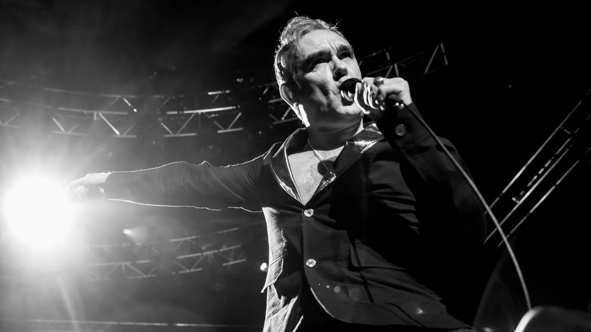 Morrissey at Hollywood Bowl