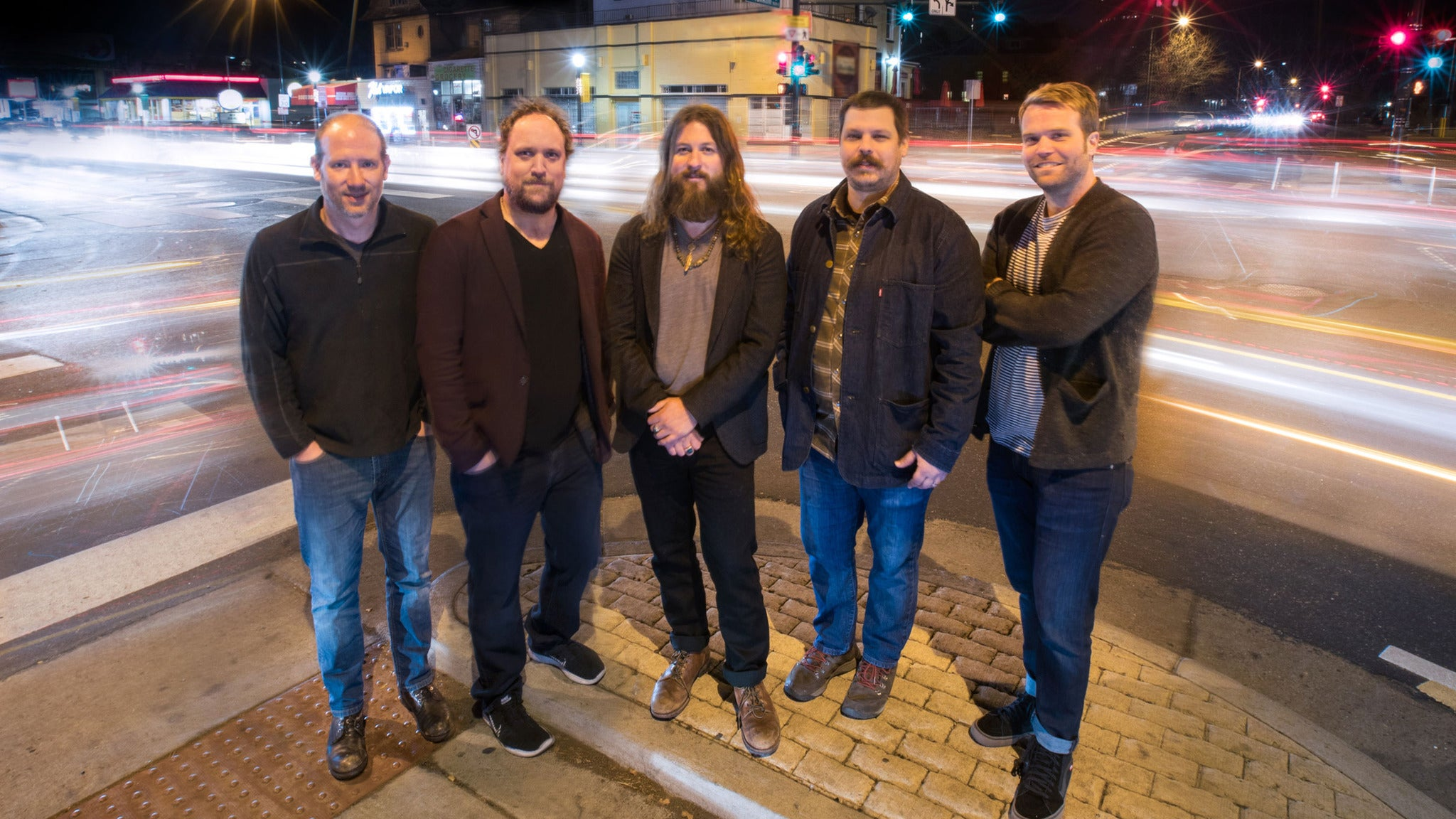 Greensky Bluegrass at Penn's Peak - Jim Thorpe, PA 18229