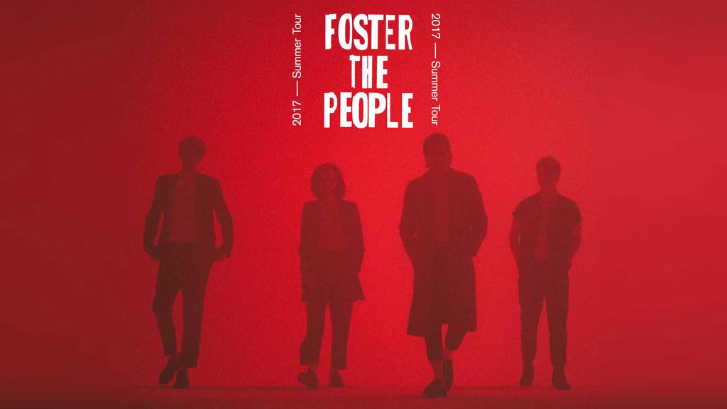 Hotels near Foster the People Events