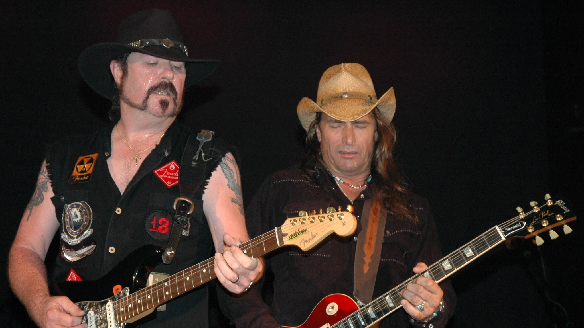 The Outlaws at King Performing Arts Center