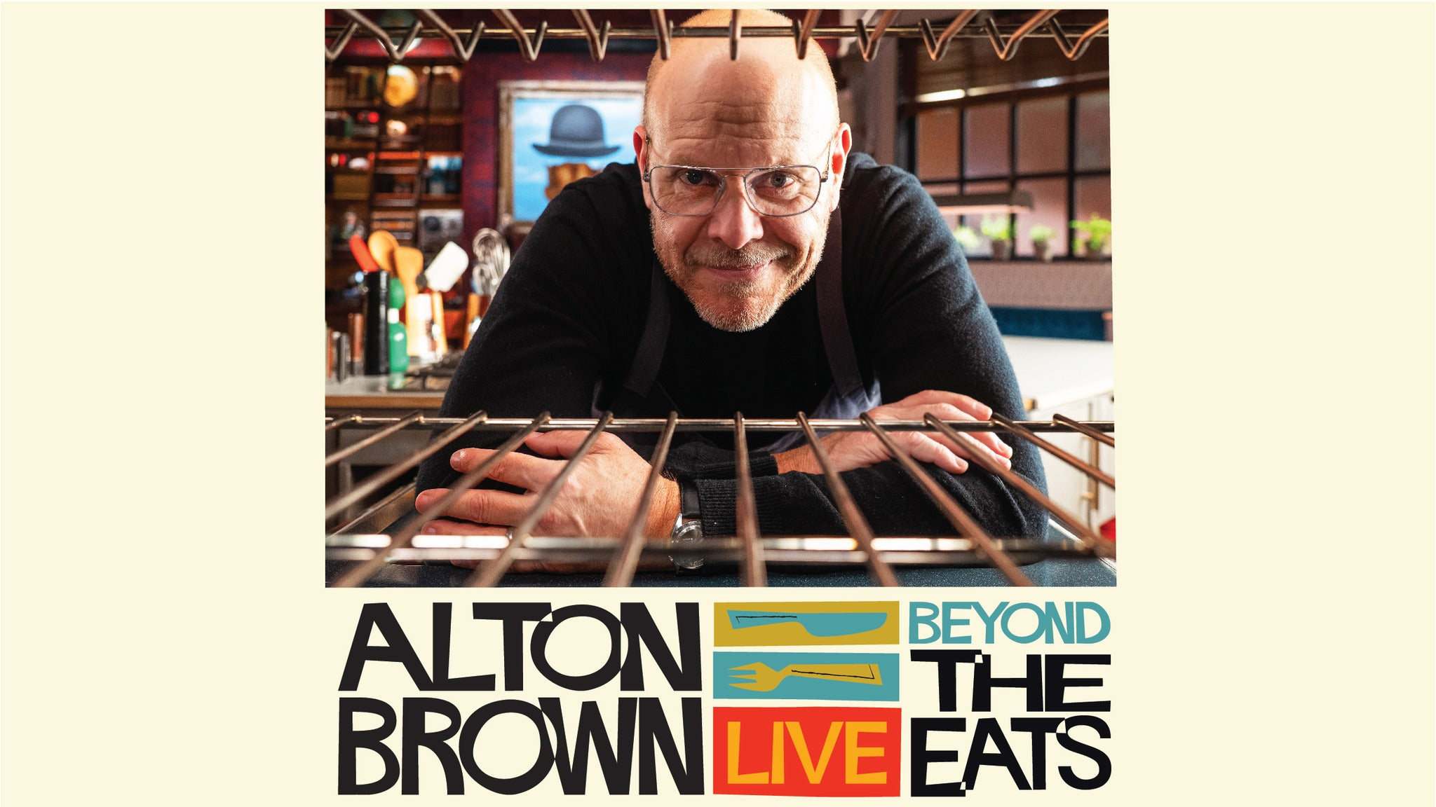 Alton Brown at Austin City Limits Live at The Moody Theater
