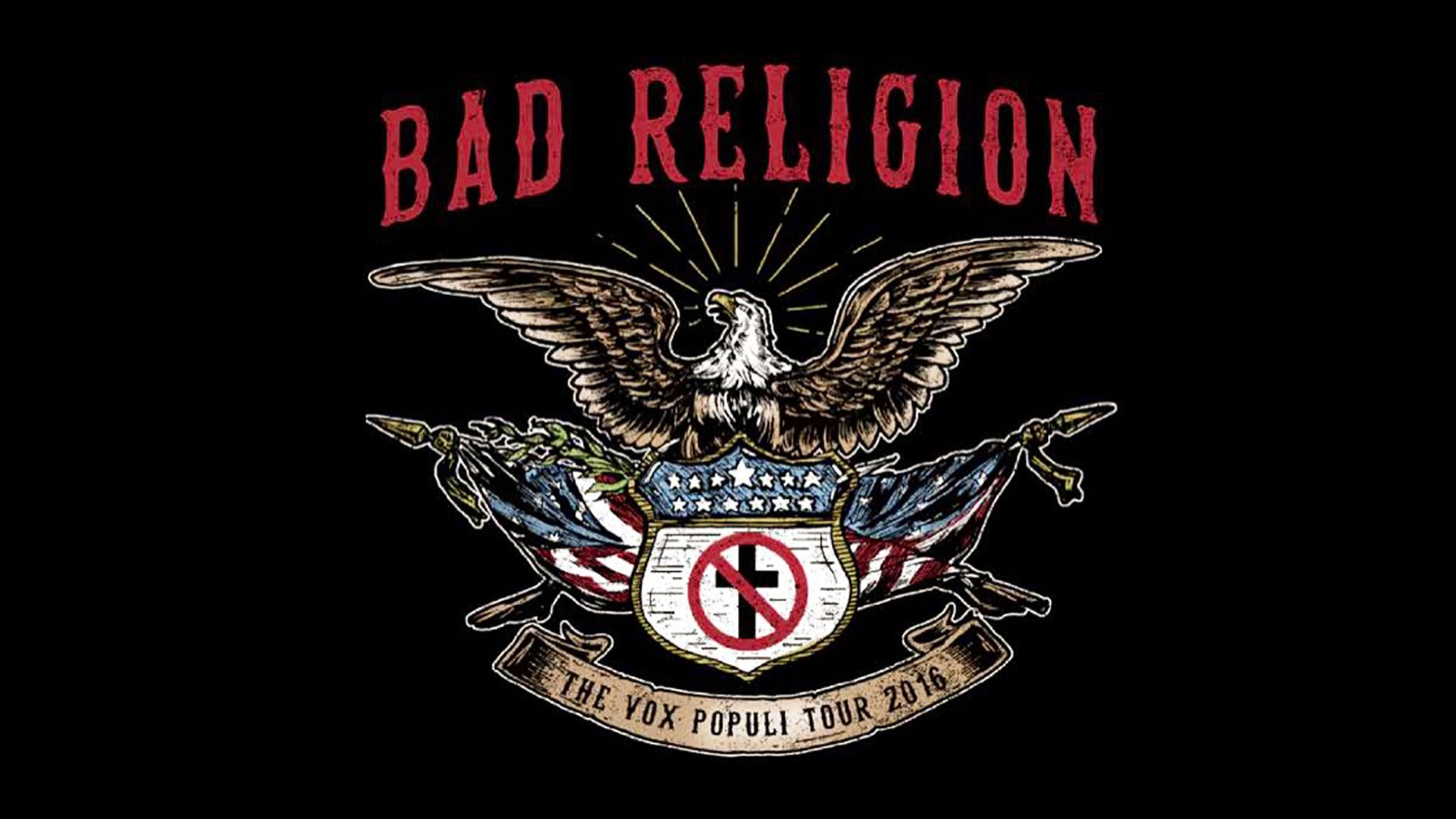 Bad Religion at Cannery Ballroom