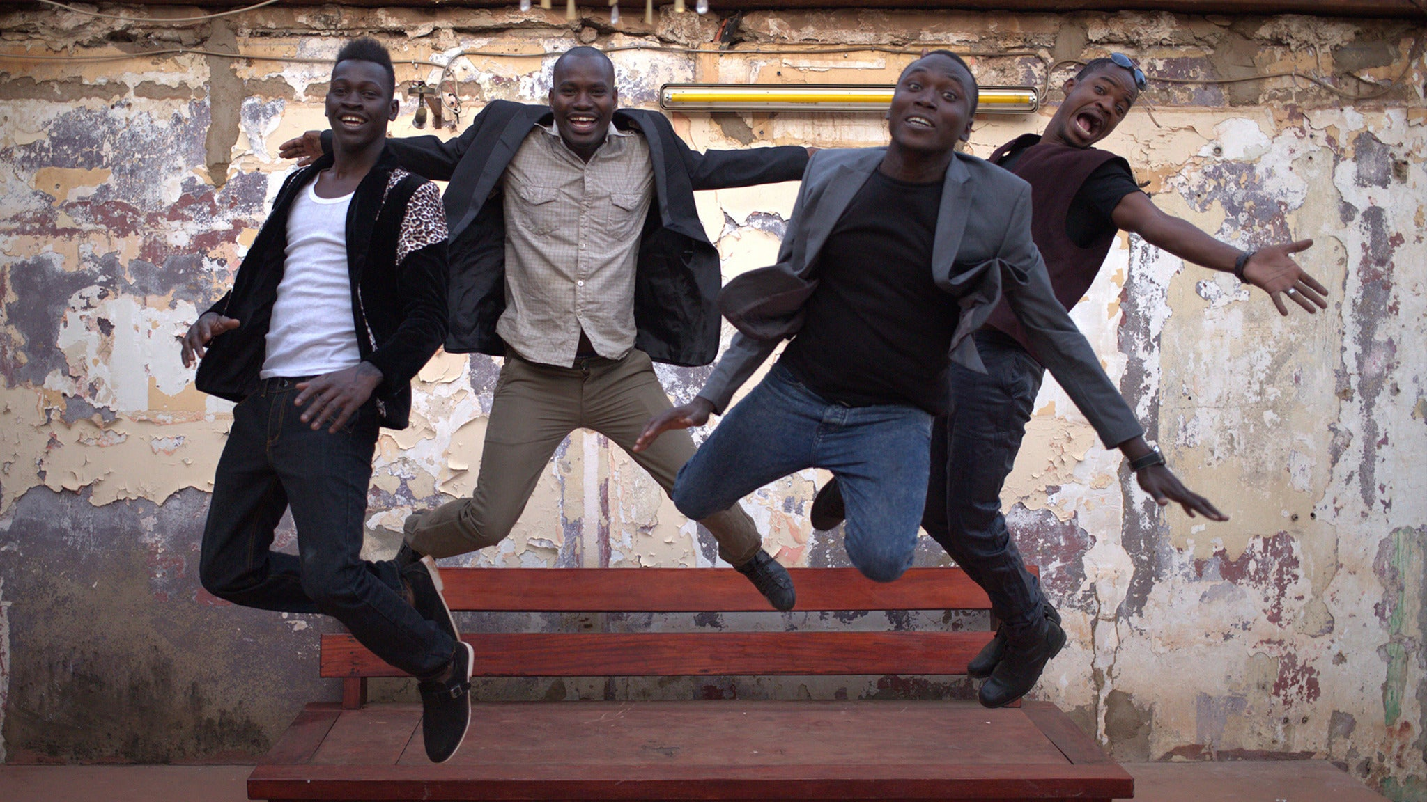 Songhoy Blues at Port City Music Hall