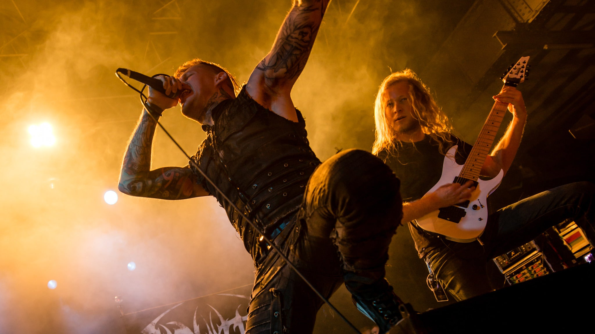 Carnifex w/ Oceano at The Catalyst-CA