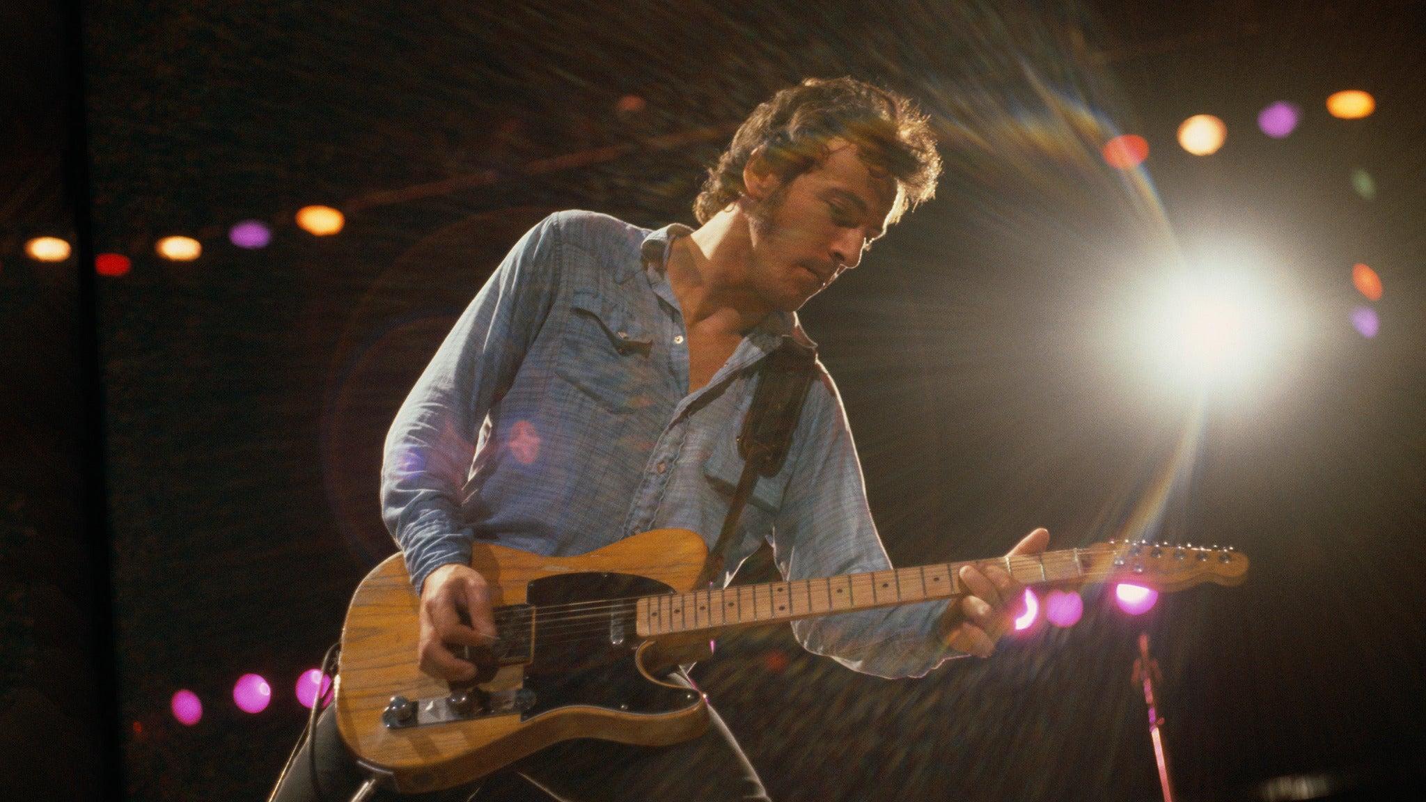 Tickets Bruce Springsteen 2021