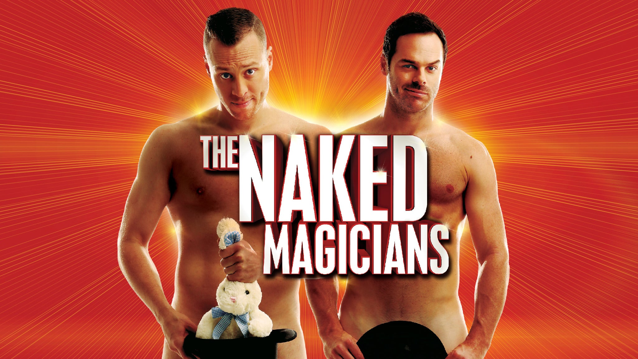The Naked Magicians at Bergen Performing Arts Center