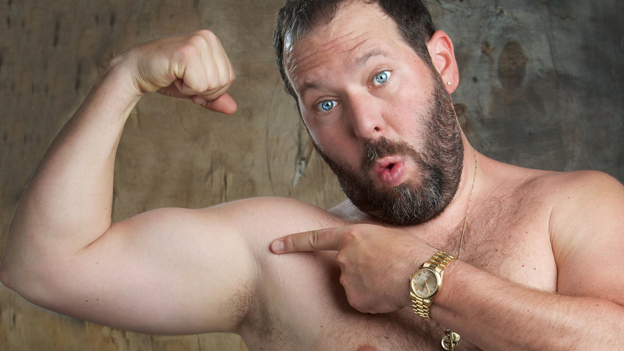Bert Kreischer at Punch Line Comedy Club - Sacramento