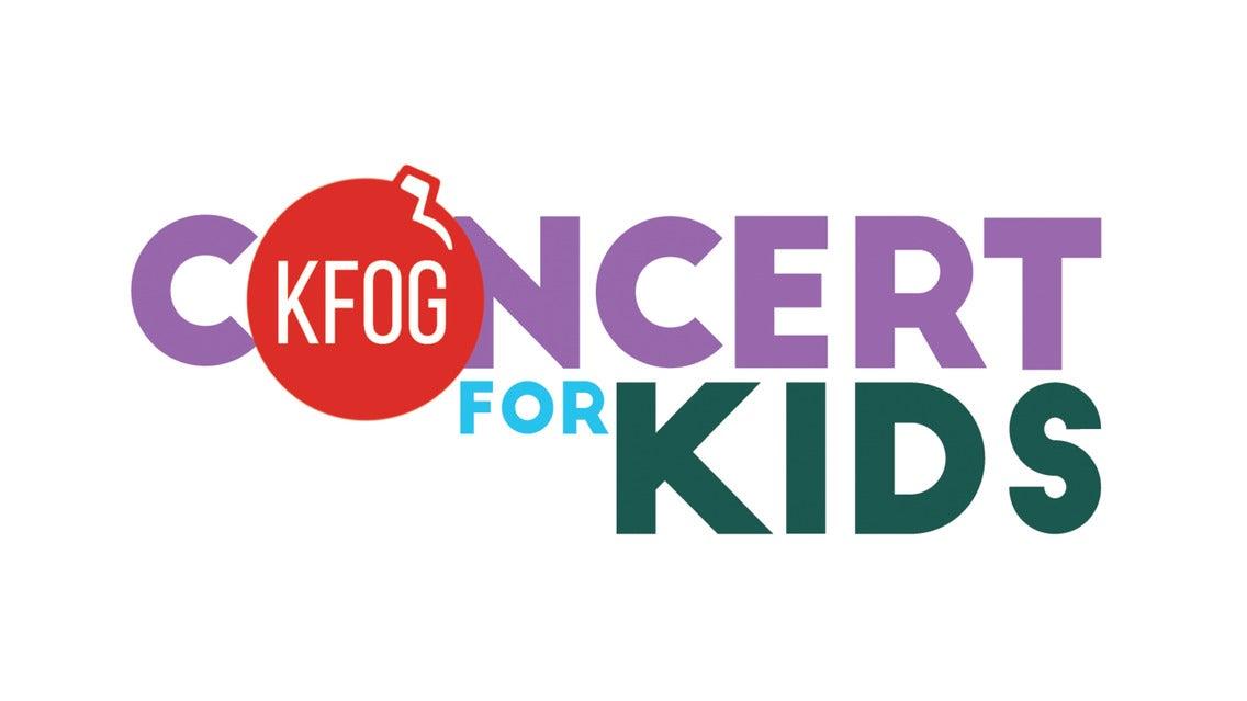 KFOG Concert for Kids at The Masonic