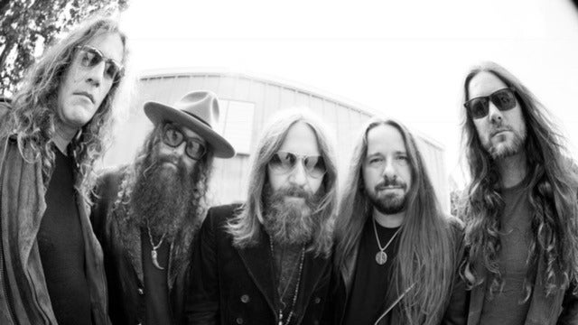 Blackberry Smoke wsg The Allman Betts Band, Spirit of the South Tour