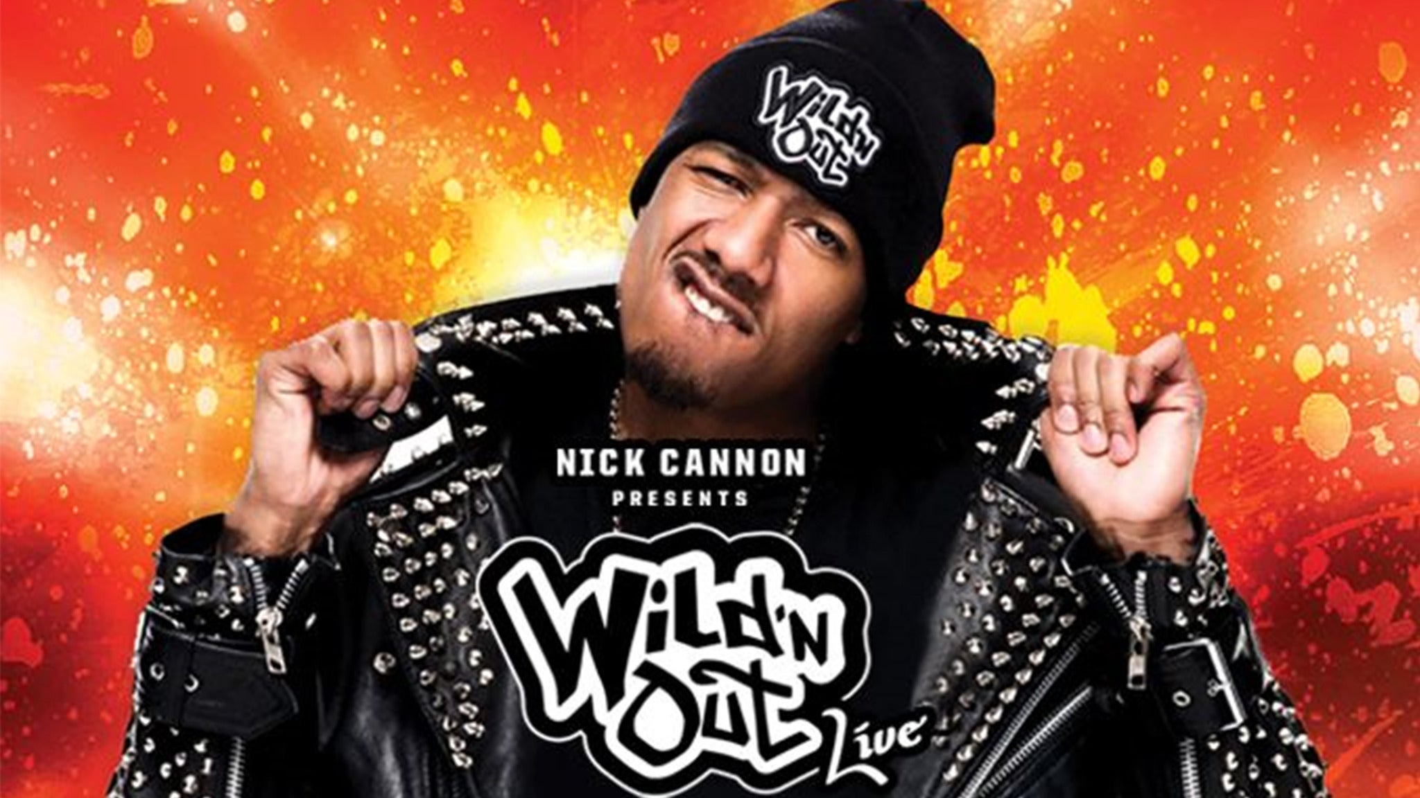 NICK CANNON PRESENTS: WILD 'N OUT LIVE at Golden 1 Center in