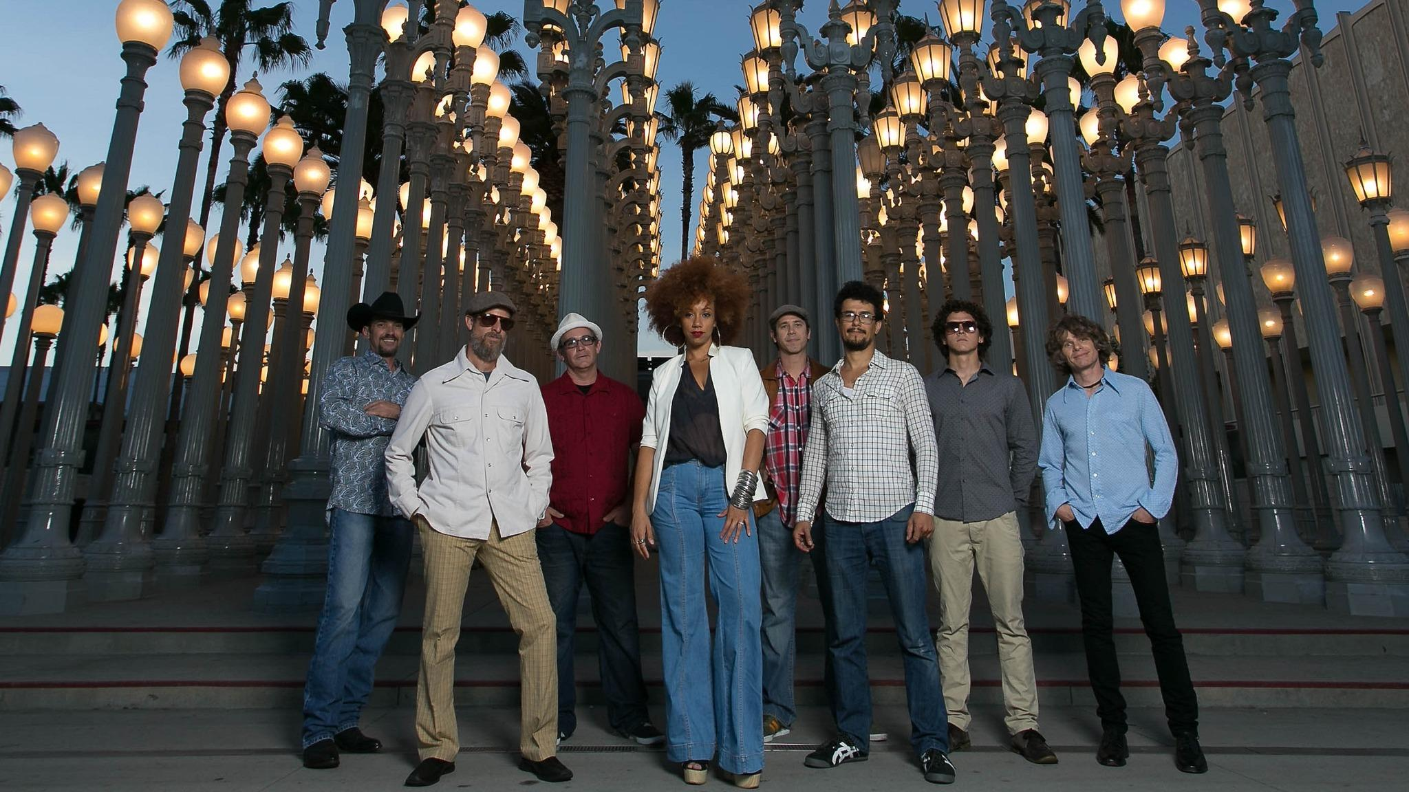 Orgone at Bluebird Theatre