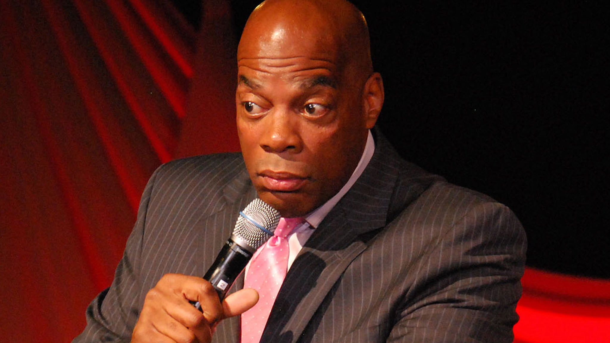 Alonzo Bodden at Brea Improv