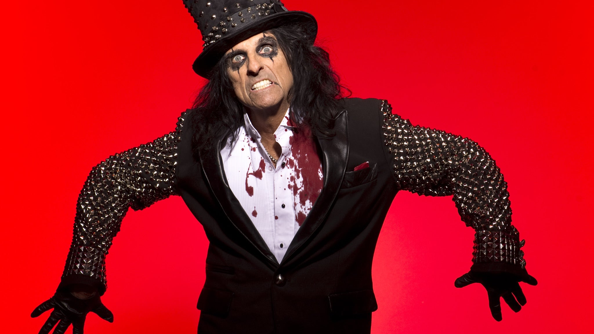 Alice Cooper at Jackson Rancheria Hotel and Casino