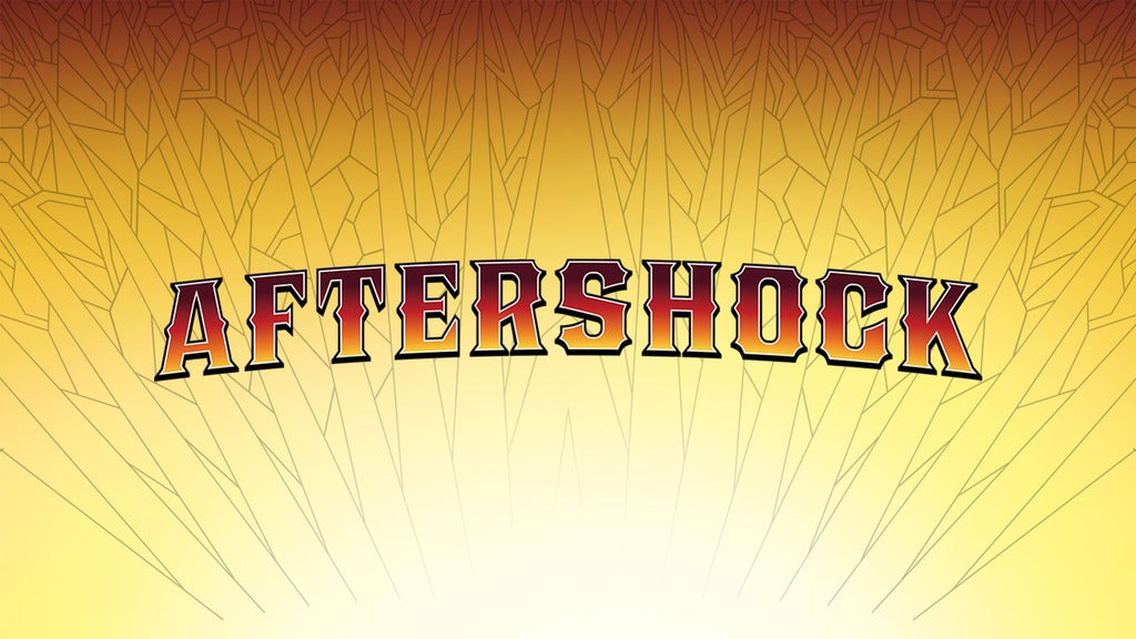 Hotels near Aftershock Events