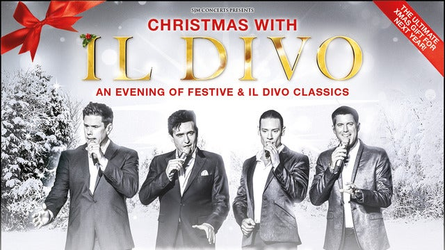 Il Divo Seating Plans