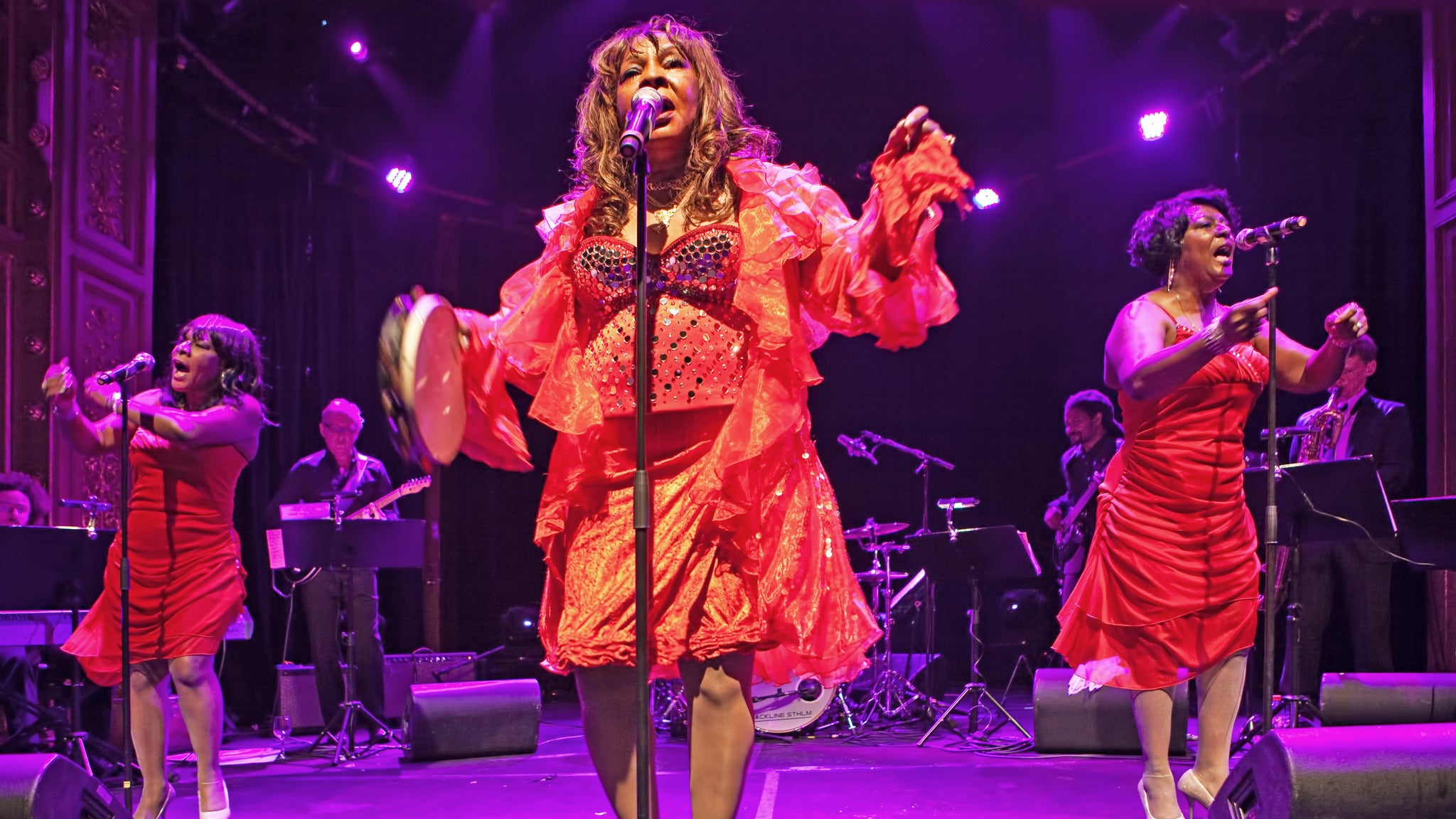 Martha Reeves and the Vandellas at The Meadows Casino