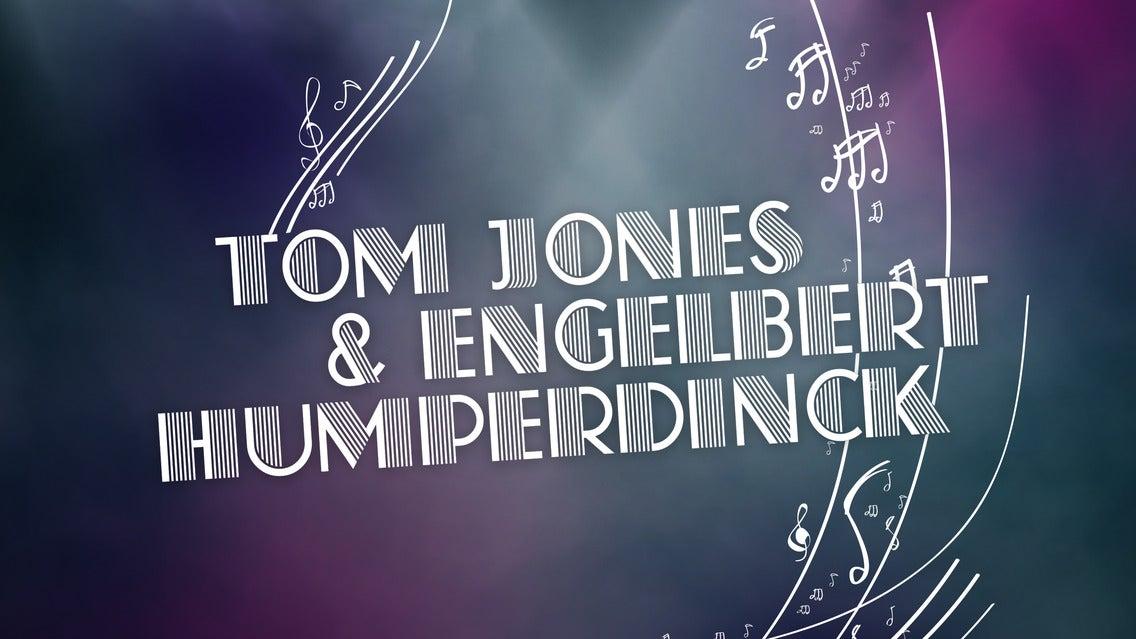 Hommage à Tom Jone & Engelbert Humperdinck