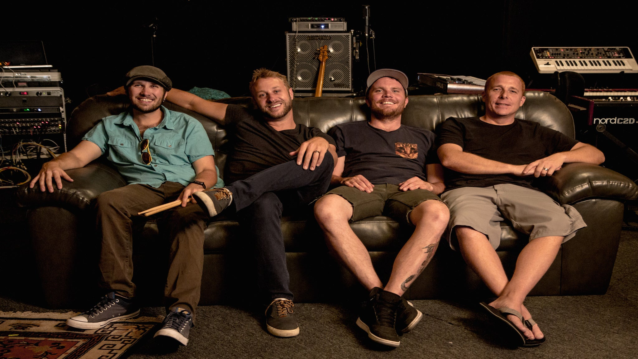SORRY, THIS EVENT IS NO LONGER ACTIVE<br>Spafford at Teragram Ballroom - Los Angeles, CA 90017