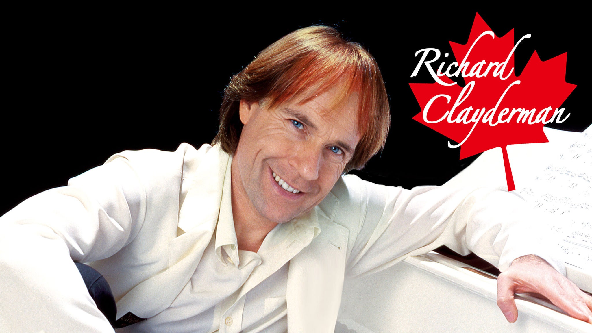 Richard Clayderman at Flint Center